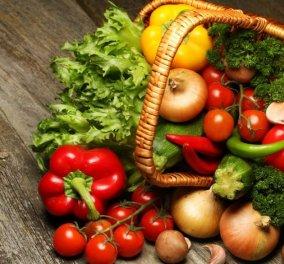 Η απλή κίνηση για να διατηρήσετε περισσότερο φρέσκα τα λαχανικά σας στο ψυγείο - Κυρίως Φωτογραφία - Gallery - Video