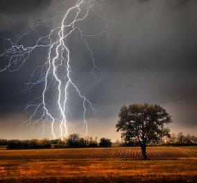 EMY: Έρχονται βροχές και καταιγίδες: Ποιες περιοχές θα χτυπήσει η κακοκαιρία - Κυρίως Φωτογραφία - Gallery - Video