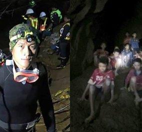 Ταϊλάνδη: Νεκρός ο ήρωας διασώστης- Άρχισαν οι βροχές- Αμφίβολη η διάσωση των 12 παιδιών (ΦΩΤΟ-ΒΙΝΤΕΟ) - Κυρίως Φωτογραφία - Gallery - Video