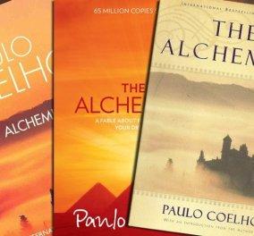 5 μαθήματα για τη ζωή που μάθαμε από τον «Αλχημιστή» του Πάουλο Κοέλιο - Κυρίως Φωτογραφία - Gallery - Video