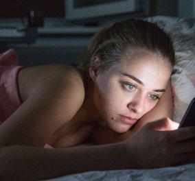 Η χρήση του κινητού τηλεφώνου διαταράσσει τον ύπνο - Ποια προβλήματα δημιουργούνται - Κυρίως Φωτογραφία - Gallery - Video