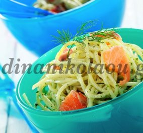 Τα αγαπημένα σαλατοφαγητά της Ντίνας Νικολάου και οι συνταγές τους - Κυρίως Φωτογραφία - Gallery - Video