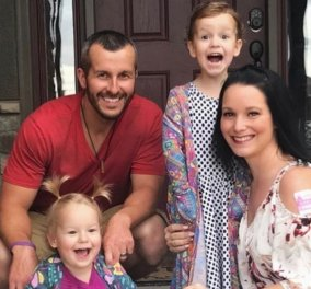 Δολοφόνησε την 33χρονη έγκυο γυναίκα του και τα δύο μικρά παιδιά του - Έβγαινε ψύχραιμα στην τηλεόραση με εκκλήσεις (Φωτό & Βίντεο) - Κυρίως Φωτογραφία - Gallery - Video