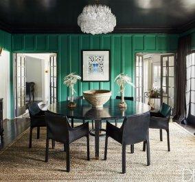 To Elle decor δημοσιεύει 77 φωτογραφίες με τις ωραιότερες όλων των εποχών διακοσμήσεις σε σπίτια - Δείτε τις (φωτο) - Κυρίως Φωτογραφία - Gallery - Video