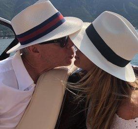 Πόσο σ' αγαπώ!»: Ο Tommy Hilfiger τρελά ερωτευμένος – Δείτε την εντυπωσιακή γυναίκα του (Φωτό) - Κυρίως Φωτογραφία - Gallery - Video