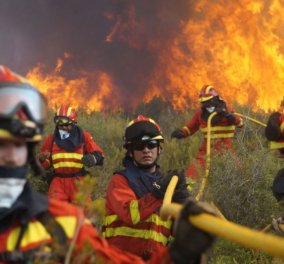 Έκτακτο δελτίο θυελλωδών ανέμων: Υψηλός κίνδυνος πυρκαγιάς και σήμερα -Φωτιές στη Σαρωνίδα και τη Ζάκυνθο - Κυρίως Φωτογραφία - Gallery - Video