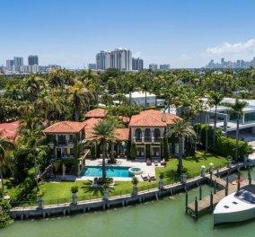 Η τενίστρια Άννα Κουρνίκοβα πουλάει 14,2 εκατομμύρια δολάρια την εντυπωσιακή βίλα της στο Μαϊάμι (φωτο)  - Κυρίως Φωτογραφία - Gallery - Video