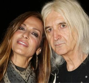 Ένα αρμονικό τρίο: Άννα Βίσση και Νίκος Καρβέλας - Αννίτα Πάνια μαζί σε διακοπές (Φωτό) - Κυρίως Φωτογραφία - Gallery - Video
