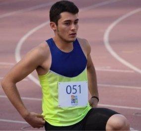 «Χρυσός» ο 19χρονος Αθανάσιος Γκαβέλας στο Ευρωπαϊκό Πρωτάθλημα στίβου - Κυρίως Φωτογραφία - Gallery - Video