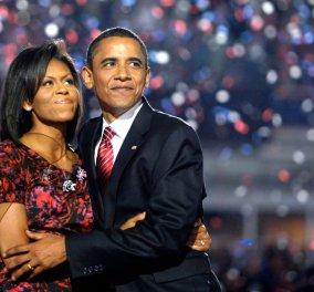 Happy Birthday Πρόεδρε : Πως ευχήθηκε η Μισέλ στον Μπαράκ Ομπάμα (φωτο) - Κυρίως Φωτογραφία - Gallery - Video