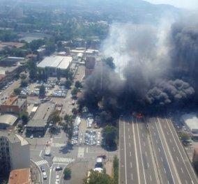 Συγκλονιστικό βίντεο: Βυτιοφόρο συγκρούεται με φορτηγό σε μεγάλο αυτοκινητόδρομο στην Ιταλία - Τουλάχιστον 2 νεκροί, δεκάδες τραυματίες (Βίντεο) - Κυρίως Φωτογραφία - Gallery - Video