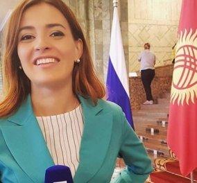 Ρωσίδα δημοσιογράφος λιποθύμησε την ώρα που έπαιρνε συνέντευξη live (Βίντεο) - Κυρίως Φωτογραφία - Gallery - Video
