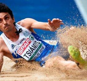 Ήρθε η δικαίωση: Ο Δημήτρης Τσιάμης κατέκτησε το χάλκινο μετάλλιο στο Ευρωπαϊκό Πρωτάθλημα - Σε ηλικία 36 χρόνων - Κυρίως Φωτογραφία - Gallery - Video