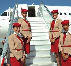 Emirates: Αναζητά αεροσυνοδούς στην Αθήνα στις 25 Αυγούστου - Όλα όσα πρέπει να ξέρεις για το Open Day - Κυρίως Φωτογραφία - Gallery - Video