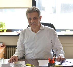 Θα είναι ο Γιάννης Ταφύλλης ο νέος επικεφαλής της Πολιτικής Προστασίας - Κυρίως Φωτογραφία - Gallery - Video