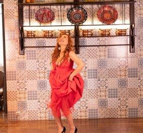 """Η Χριστίνα Γκόλια έκανε την ιστορική «Γκαρσόνα» απόλυτα  """"jazzy"""" και το γιόρτασε με τους επώνυμους φίλους της (φωτο-βιντεο) - Κυρίως Φωτογραφία - Gallery - Video"""