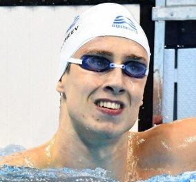 «Αργυρό δελφίνι» ο Κριστιάν Γκολομέεβ στο Ευρωπαϊκό Πρωτάθλημα - Έκανε και πανελλήνιο ρεκόρ (Βίντεο) - Κυρίως Φωτογραφία - Gallery - Video