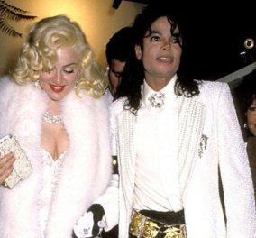 Vintage: Όταν η «βασίλισσα», Madonna, συνάντησε τον «βασιλιά» της ποπ, Michael Jackson (Φωτό) - Κυρίως Φωτογραφία - Gallery - Video