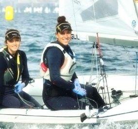 Μπόζη - Κλωναρίδου έβαλαν πλώρη για τους Ολυμπιακούς Αγώνες του Τόκιο (Φωτό) - Κυρίως Φωτογραφία - Gallery - Video