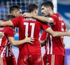 Παραμένει στην 14η θέση η Ελλάδα: Οι αντίπαλοι των ελληνικών ομάδων σε Τσάμπιονς και Γιουρόπα Λιγκ - Κυρίως Φωτογραφία - Gallery - Video
