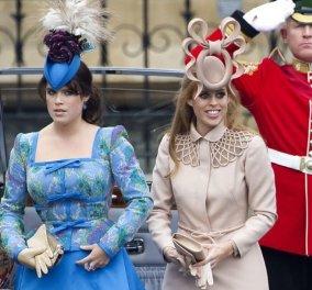 Πριγκίπισσες Ευγενία και Βεατρίκη στη «Vogue»: «Βάλαμε τα κλάματα μετά τον γάμο Ουίλιαμ - Κέιτ - Μας γελοιοποίησαν ως κακόγουστες» (Φωτό) - Κυρίως Φωτογραφία - Gallery - Video