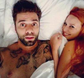 Σίσσυ Χρηστίδου: Εννέα χρόνια γάμου με τον Θοδωρή Μαραντίνη - Το γεμάτο αγάπη φιλί (Φωτό) - Κυρίως Φωτογραφία - Gallery - Video