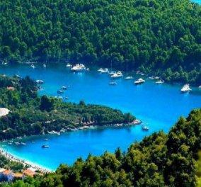 Σκόπελος: Νησί παραμυθένιο «βουτηγμένο» στο πράσινο και τα καταγάλανα νερά (Βίντεο) - Κυρίως Φωτογραφία - Gallery - Video
