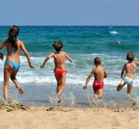 Στη Γερμανία πνίγεται κάθε μέρα ένα παιδί - Οι ναυαγοσώστες λένε ότι οι γονείς προσέχουν τα κινητά τους - Κυρίως Φωτογραφία - Gallery - Video