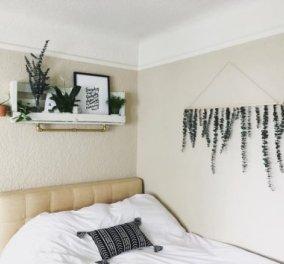 Σπύρος Σούλης: Ανανεώστε το υπνοδωμάτιο σας μ' αυτά τα έξυπνα κόλπα (φωτό) - Κυρίως Φωτογραφία - Gallery - Video
