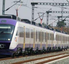 Τρένο εκτροχιάστηκε στη Λαμία - Δύο τραυματίες (Βίντεο) - Κυρίως Φωτογραφία - Gallery - Video