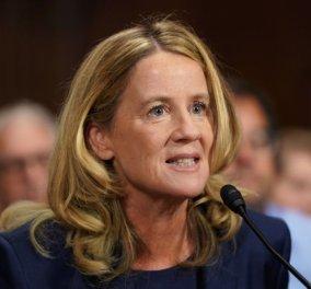 H υπόθεση που συγκλονίζει την Αμερική: Καθηγήτρια κατηγορεί Αμερικανό δικαστή φίλο του Τραμπ για απόπειρα βιασμού στα 15! - Κυρίως Φωτογραφία - Gallery - Video