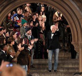 Πάρτι του Ralph Lauren για τα 50 του χρόνια στην μόδα; Έλα μωρέ σιγά ...ο Σπίλμπεργκ η Όπρα ο Πιρς Μπρόσναν (φώτο) - Κυρίως Φωτογραφία - Gallery - Video