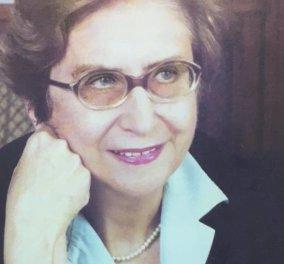 Πέθανε η Αλίκη Γιωτοπούλου-Μαραγκοπούλου - η γυναίκα που πάλεψε όσο καμία για την ισότητα & η πρώτη Ελληνίδα πρύτανης - Κυρίως Φωτογραφία - Gallery - Video