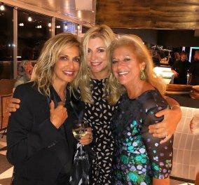Μόλις άνοιξε το Athens Marriott κι η Άννα Βίσση ως γουρλού όπως λέει η Χριστίνα Πολίτη «έκοψε κορδέλα» (Φωτό) - Κυρίως Φωτογραφία - Gallery - Video