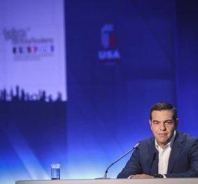 Τσίπρας: Εφ' όλης της ύλης η συνέντευξη τύπου στη ΔΕΘ - Τι είπε για οικονομία -Σκοπιανό- Πυρκαγιές στο Μάτι (βίντεο) - Κυρίως Φωτογραφία - Gallery - Video