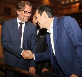 Γερμανός πρέσβης (όχι φίλος του Σόιμπλε): «Αν οι περικοπές της Ελλάδας γίνονταν στη Γερμανία, θα ξεσπούσε εμφύλιος»    - Κυρίως Φωτογραφία - Gallery - Video
