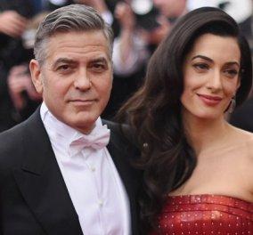 Αυτή είναι η σεφ για τα δίδυμα των George και Amal Clooney - Πότε τρώνε πίτσα οικογενειακώς  (φώτο) - Κυρίως Φωτογραφία - Gallery - Video