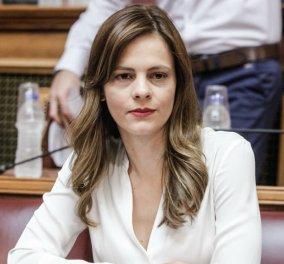 Όλες οι μειώσεις στις ασφαλιστικές εισφορές που ανακοίνωσε η υπουργός Έφη Αχτσιόγλου - Κυρίως Φωτογραφία - Gallery - Video