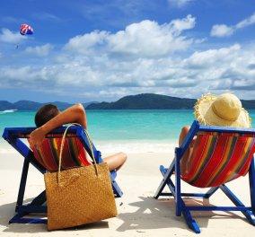 Κυριακή στην παραλία! - Στους 35 βαθμούς η θερμοκρασία και σήμερα - Κυρίως Φωτογραφία - Gallery - Video