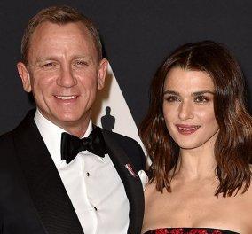 Γονείς ξανά ο Ντάνιελ Κρεγκ και η 48χρονη Ρέιτσελ Βάις— οι δηλώσεις του 007 (φωτo) - Κυρίως Φωτογραφία - Gallery - Video
