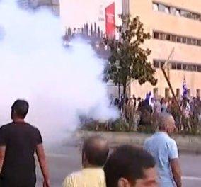 Έκτακτο: Επεισόδια στο συλλαλητήριο για τη Μακεδονία έξω από το Βελλίδειο (βιντεο) - Κυρίως Φωτογραφία - Gallery - Video