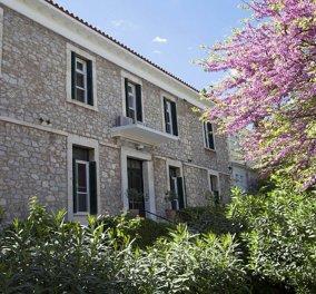 Good news: Ανοίγει για το κοινό ο κήπος της Βρετανικής Σχολής Αθηνών - Κυρίως Φωτογραφία - Gallery - Video