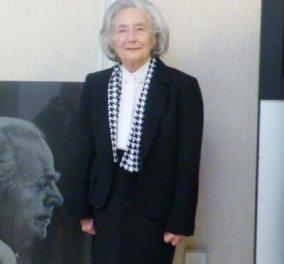 Η ιδιαιτέρα γραμματέας του Κωνσταντίνου Καραμανλή, Λένα Τριανταφύλλη, «έφυγε» από τη ζωή - Κυρίως Φωτογραφία - Gallery - Video