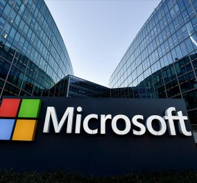 H Microsoft, μαζί με το ΑΠΘ, θα δημιουργήσει κόμβο ψηφιακής καινοτομίας στη Θεσσαλονίκη - Κυρίως Φωτογραφία - Gallery - Video