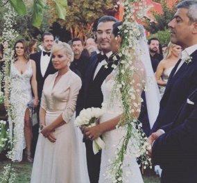 Αντώνης Ρέμος - Υβόννη Μπόσνιακ με βέρα στο δεξί - Η πρώτη τους selfie ως παντρεμένοι (φώτο) - Κυρίως Φωτογραφία - Gallery - Video