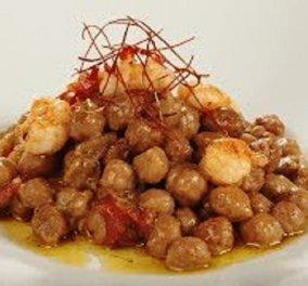 """Θα """"ορκίζεστε"""" σε αυτή τη γεύση: Ρεβύθια στο φούρνο από την   Αργυρώ Μπαρμπαρίγου - Κυρίως Φωτογραφία - Gallery - Video"""