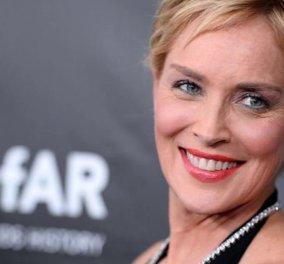 Σάρον Στόουν: 60 και να καίει! - Η νέα φωτογράφιση ενός «top model» που διανύει την 7η δεκαετία (Φωτό) - Κυρίως Φωτογραφία - Gallery - Video