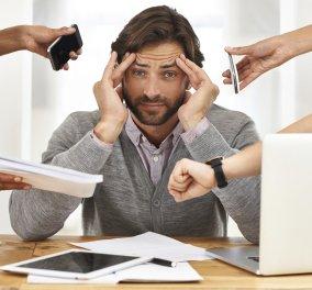 5+1 πράγματα που πρέπει να ξέρουμε για το άγχος & πως μπορεί να μας επηρεάσει!   - Κυρίως Φωτογραφία - Gallery - Video