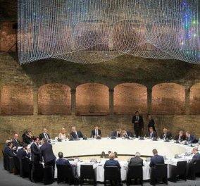 Σύνοδος Κορυφής στο Σάλτσμπουργκ: Δείτε στο βίντεο το κόκκινο χαλί των Ευρωπαίων ηγετών με τον Αλέξη Τσίπρα (Φωτό & Βίντεο) - Κυρίως Φωτογραφία - Gallery - Video