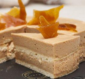 Ο Στέλιος Παρλιάρος μάς φτιάχνει εντυπωσιακή τούρτα καραμέλα - Απίστευτο γλύκισμα  - Κυρίως Φωτογραφία - Gallery - Video
